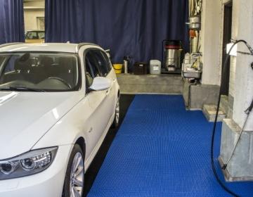 autopesula põrand
