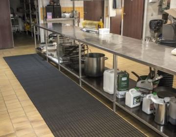 Nerostep libisemiskindel köögipõrad