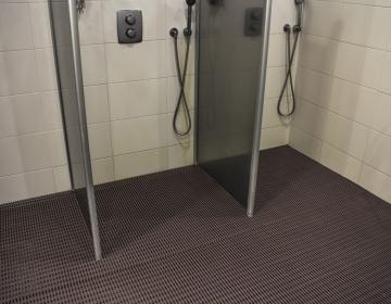 Pesuruumi põrandamatt kate 4