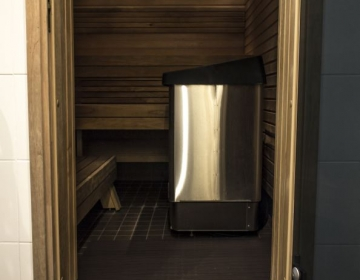 Sauna, leiliruumi põrandamatt 3