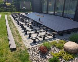 Viis müüti puitkomposiidist terrassi kohta - peavad paika või ümber lükatud?