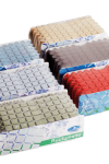 Mosaiik ruudumatt pesuruumi Kollane | 4 PAKKI LAOS
