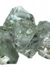 Purustatud klaas, kristall