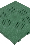 Roheline Easy põrandaplaat