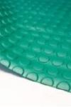 Roheline COIN rullkatte kummist TELLIMISEL
